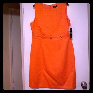 Size 16 orange dress by Tahiti